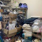 国立市でのゴミ屋敷清掃