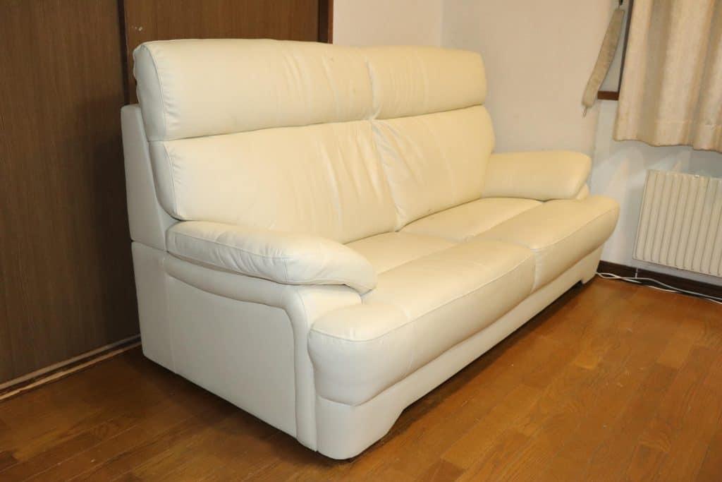買取り対象になるソファーの例