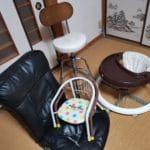 神奈川県横浜市緑区でイスを回収しました