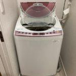 東京都立川市で不用品となった洗濯機