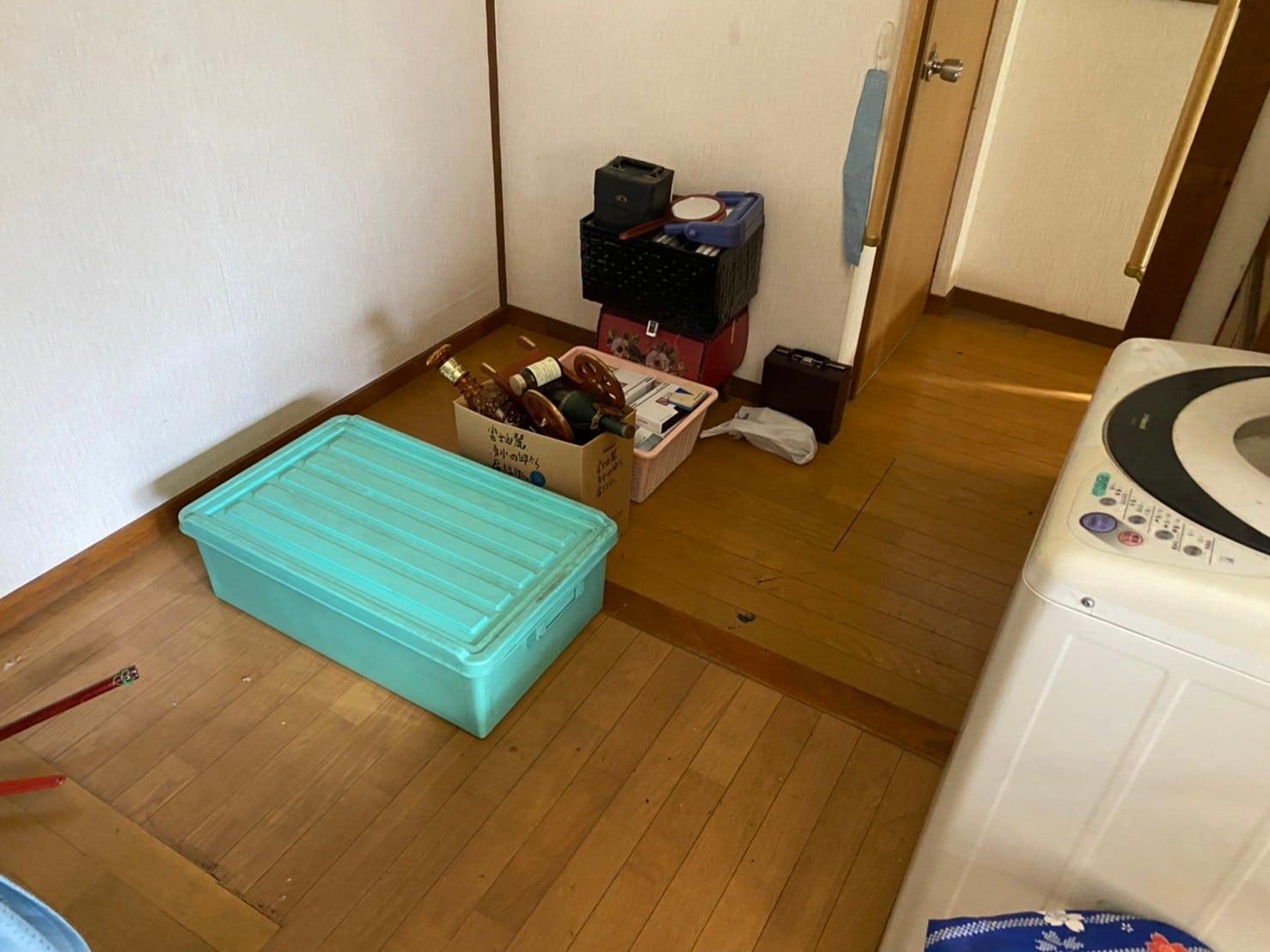 横浜市で遺品整理をご依頼いただきました